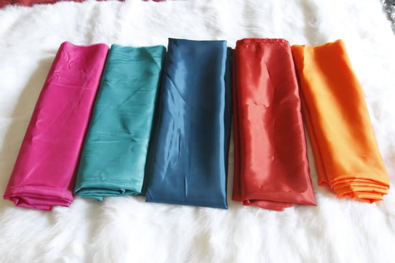 Les couleurs à choisir en option pour votre robe d'avocat