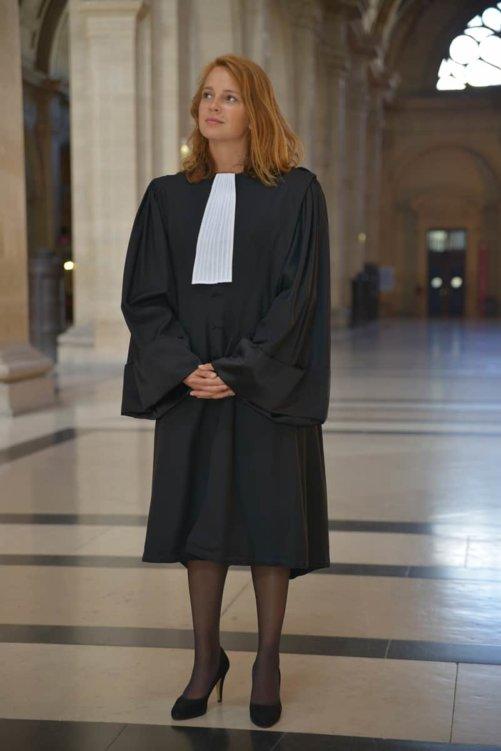 Robe d'avocat : La Classique