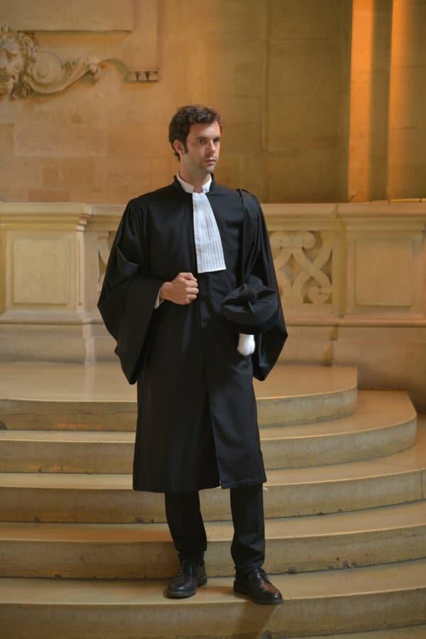 La robe d'avocat La Mérino