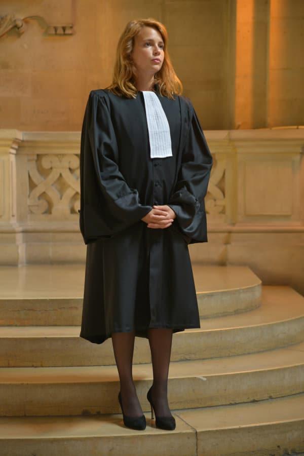 La robe d'avocat La Cachemire